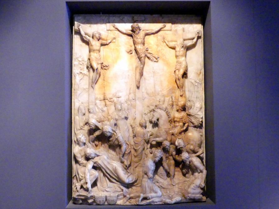 Willem van den Broeck: Kreuzigung Christi, 1560