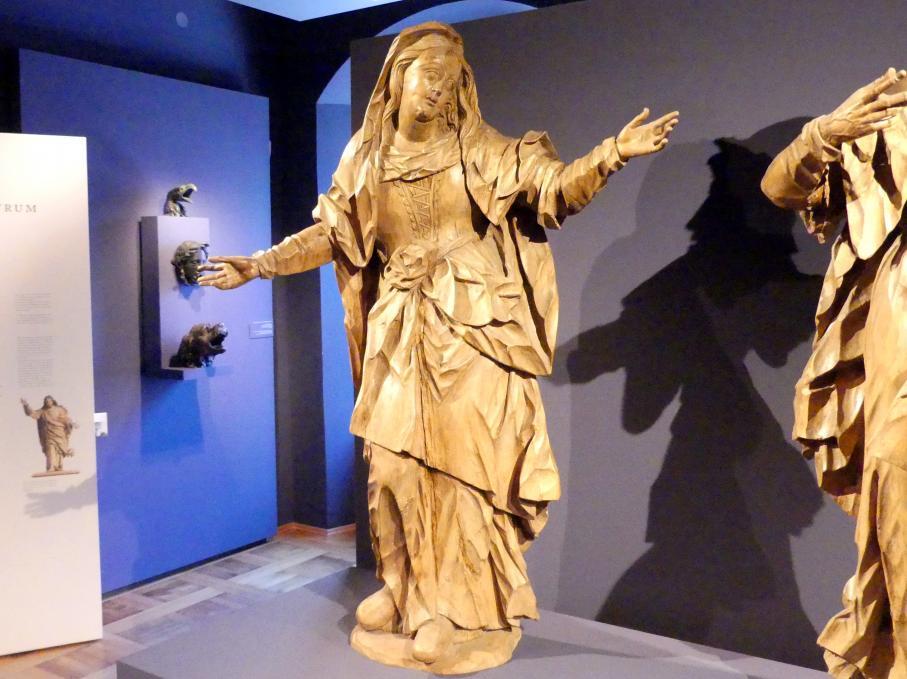 Christoph Rodt: Trauernde Maria, um 1620