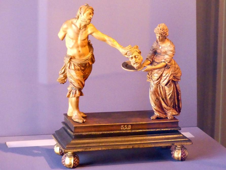 David Heschler: Salome und der Henker mit dem Haupt Johannes des Täufers, um 1650