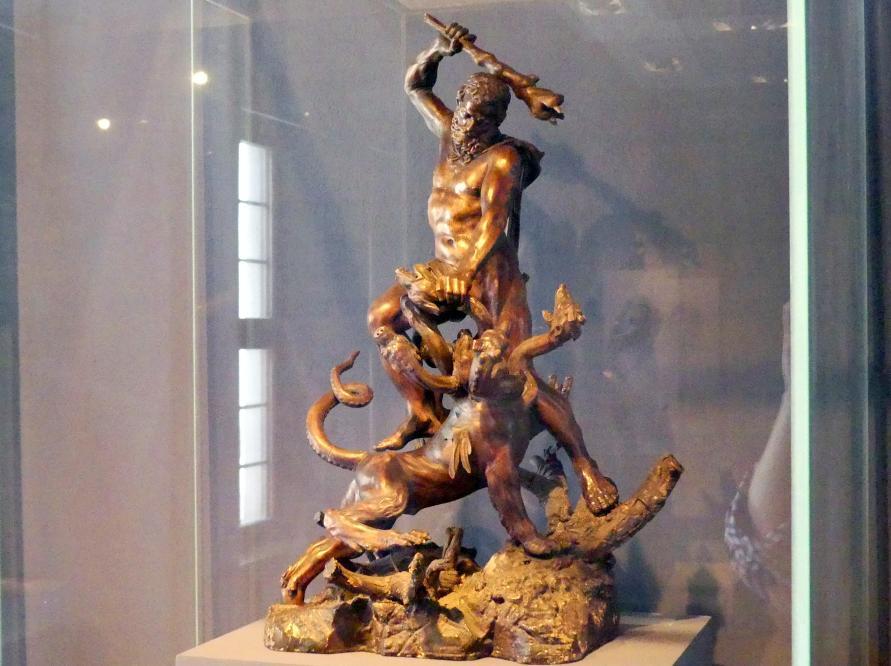 Georg Petel: Herkules im Kampf mit der Hydra, um 1630