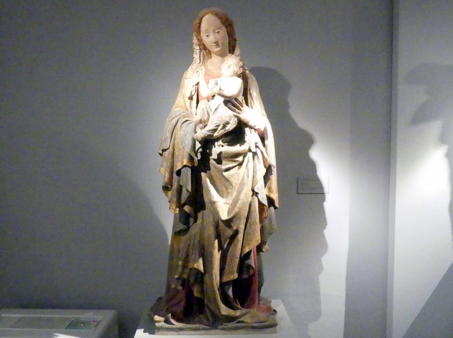 """Schöne Madonna"" aus dem Hl.-Geist-Spital, um 1420"
