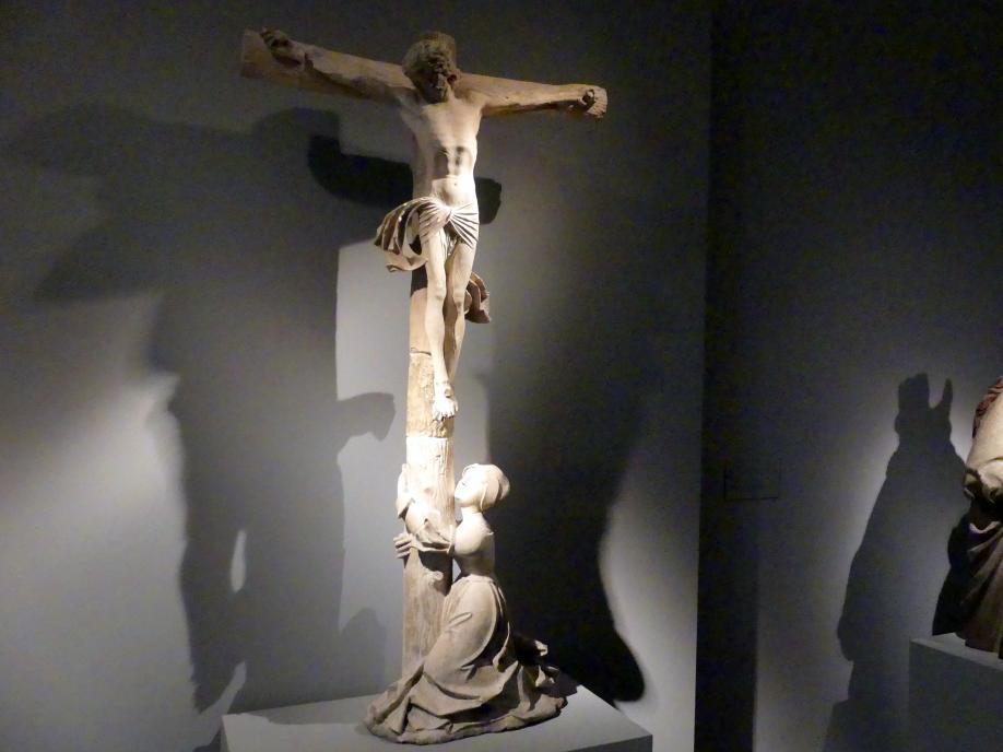 Kreuzigungsgruppe aus der Dominikanerkirche, um 1520