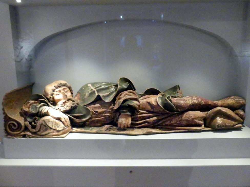 Sebastian Loscher: Hl. Alexius aus der Barfüsserkirche, 1513