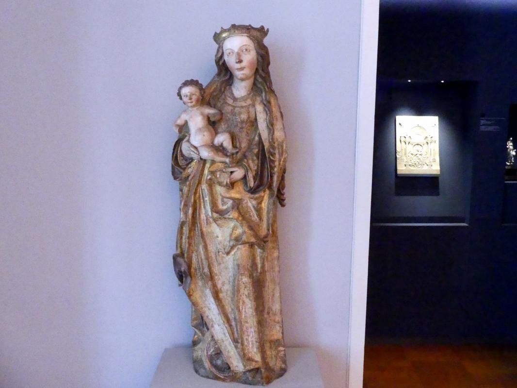 Ivo Strigel (Werkstatt): Muttergottes mit Christuskind, um 1510