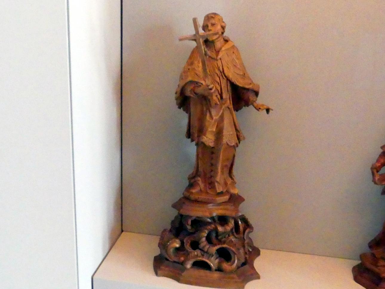 Heiliger Johann Nepomuk, um 1750