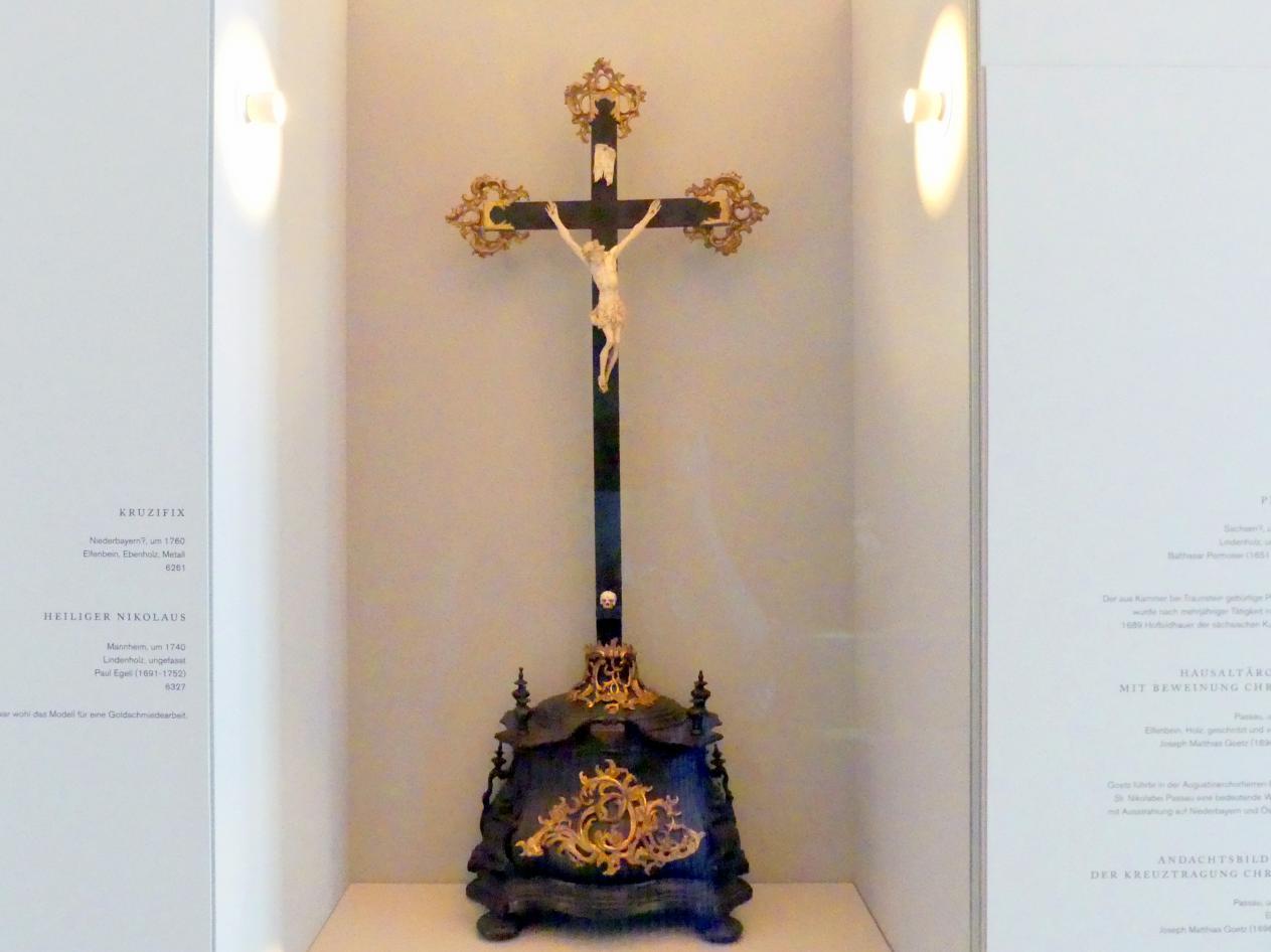 Kruzifix, um 1760