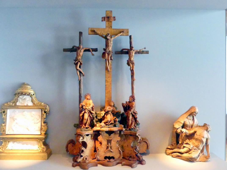 Kreuzigungsgruppe, um 1750