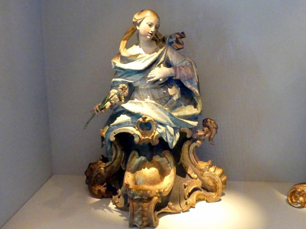 Maria als Braut des Heiligen Geistes, um 1760