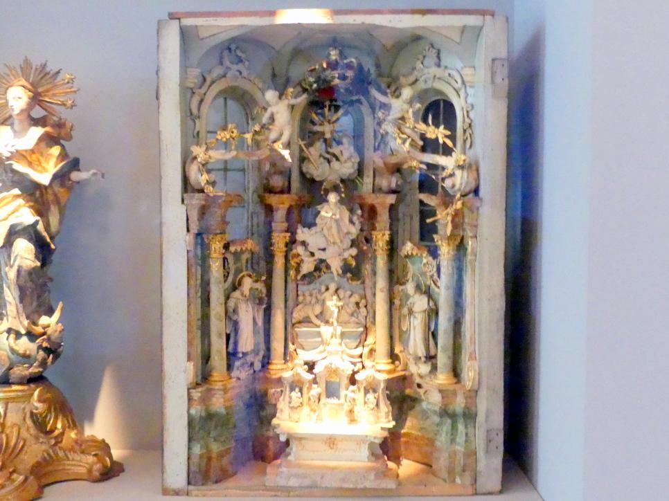 Altarmodell für die Pfarrkirche zu Endingen, um 1760