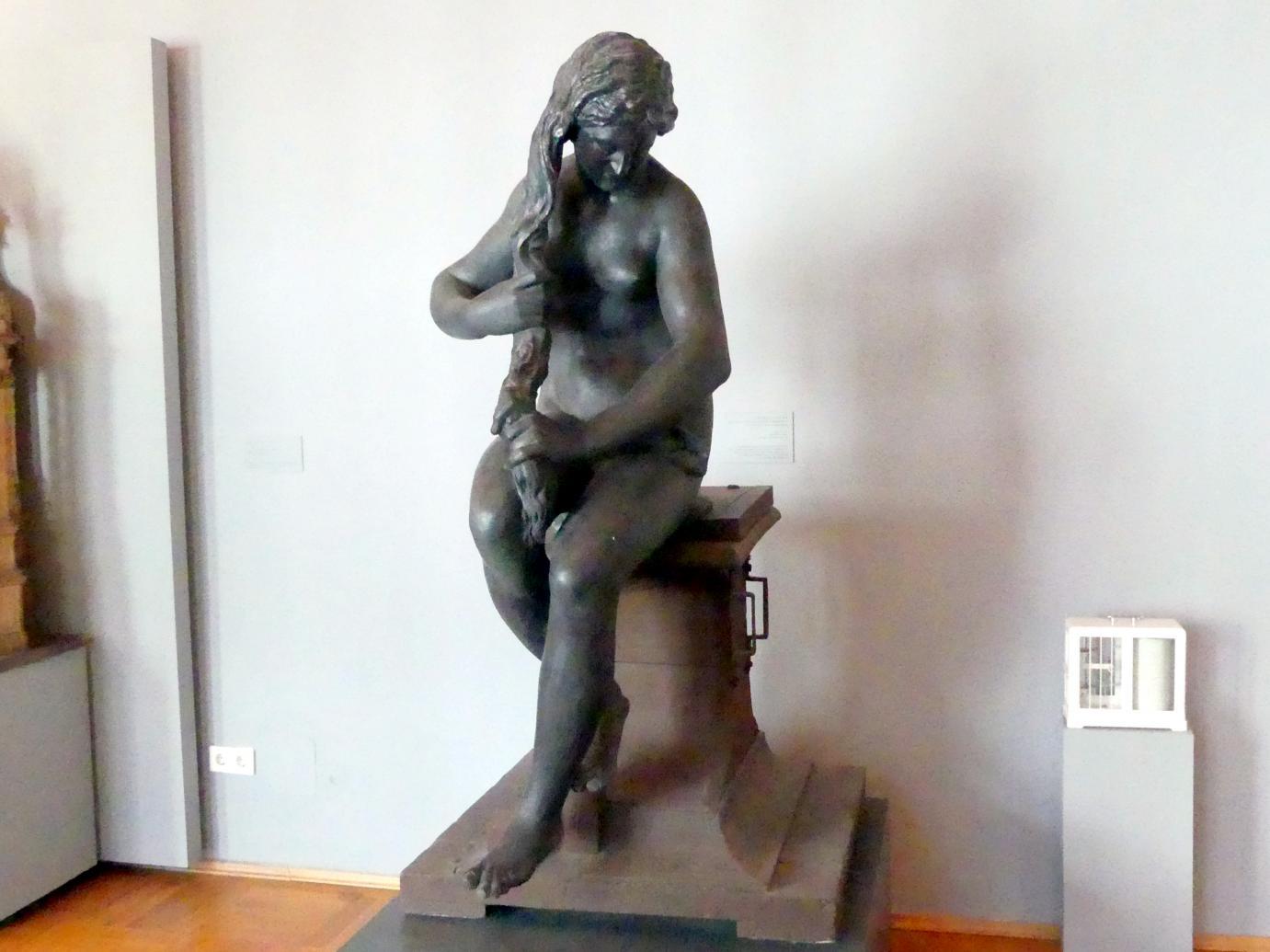 Gipsabguss aus der Reichsstädtischen Kunstakademie, 1781