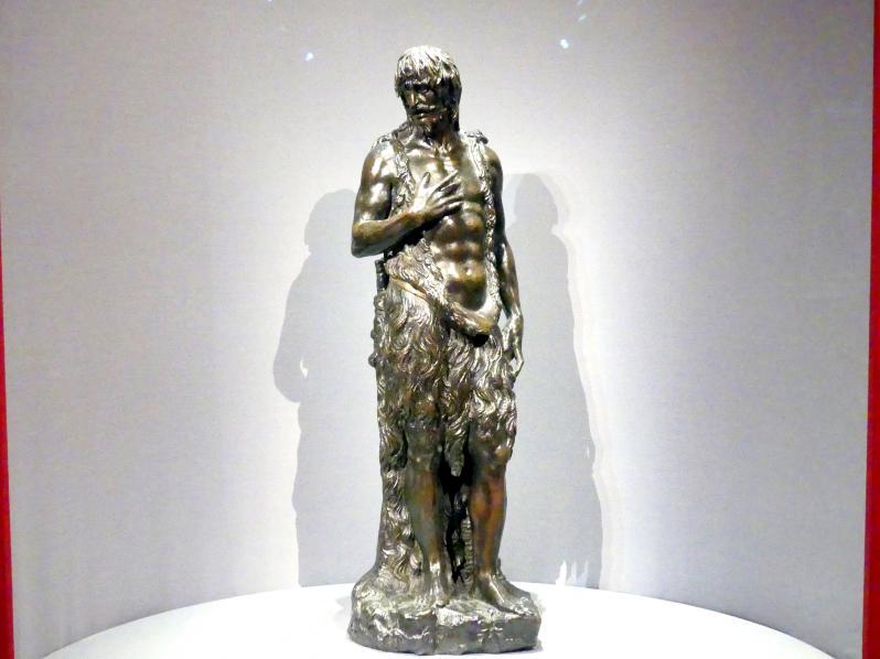 Jacopo Sansovino: Johannes der Täufer, Um 1535