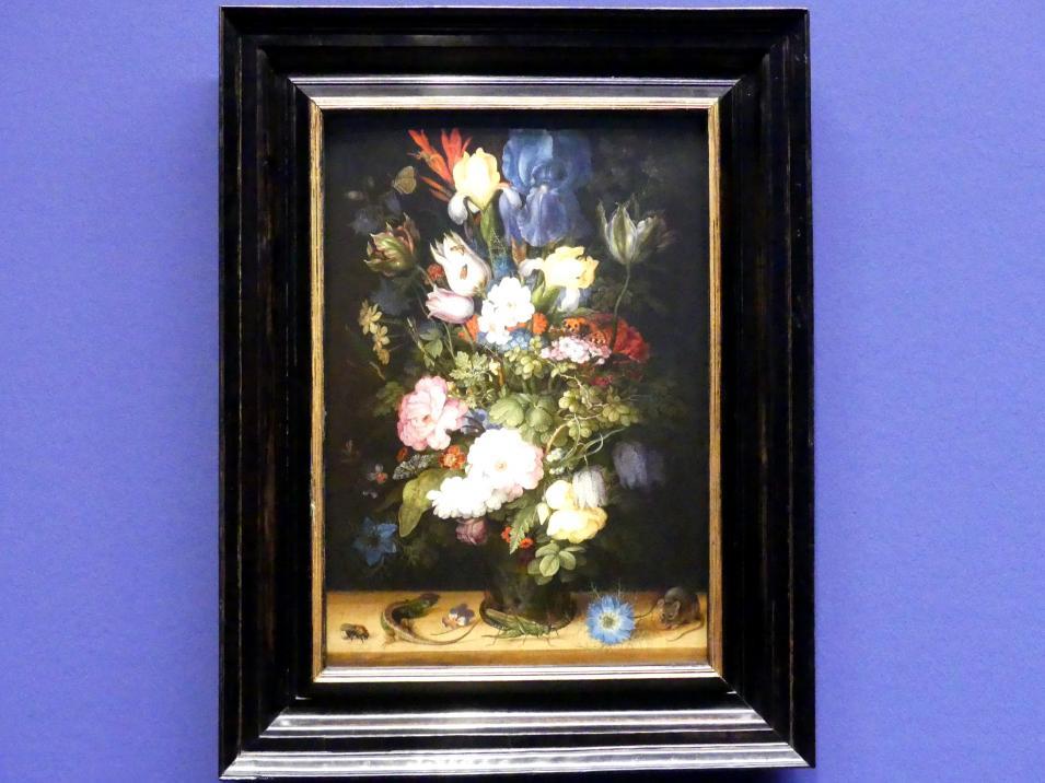 Roelant Savery: Blumenbouquet, 1612