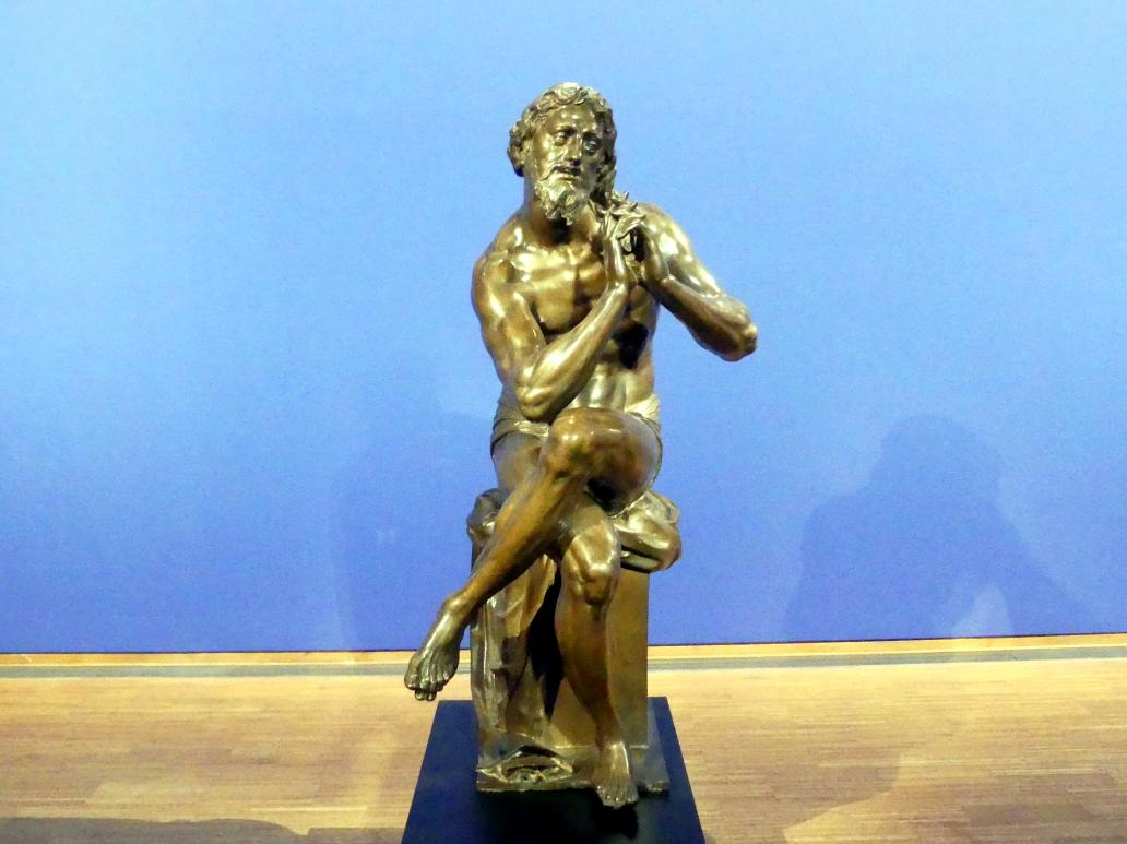 Adriaen de Vries: Christus im Elend, 1607