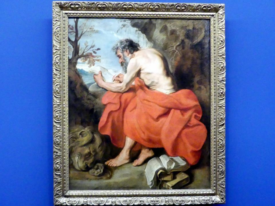 Anthonis (Anton) van Dyck: Der heilige Hieronymus, um 1615 - 1616
