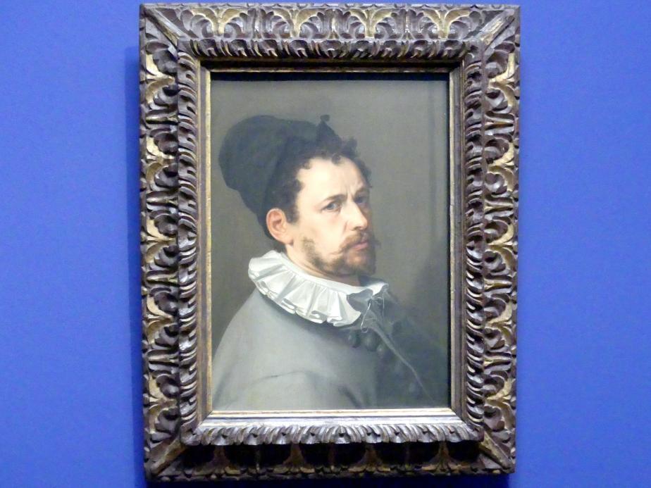 Bartholomäus Spranger: Selbstportrait, um 1586