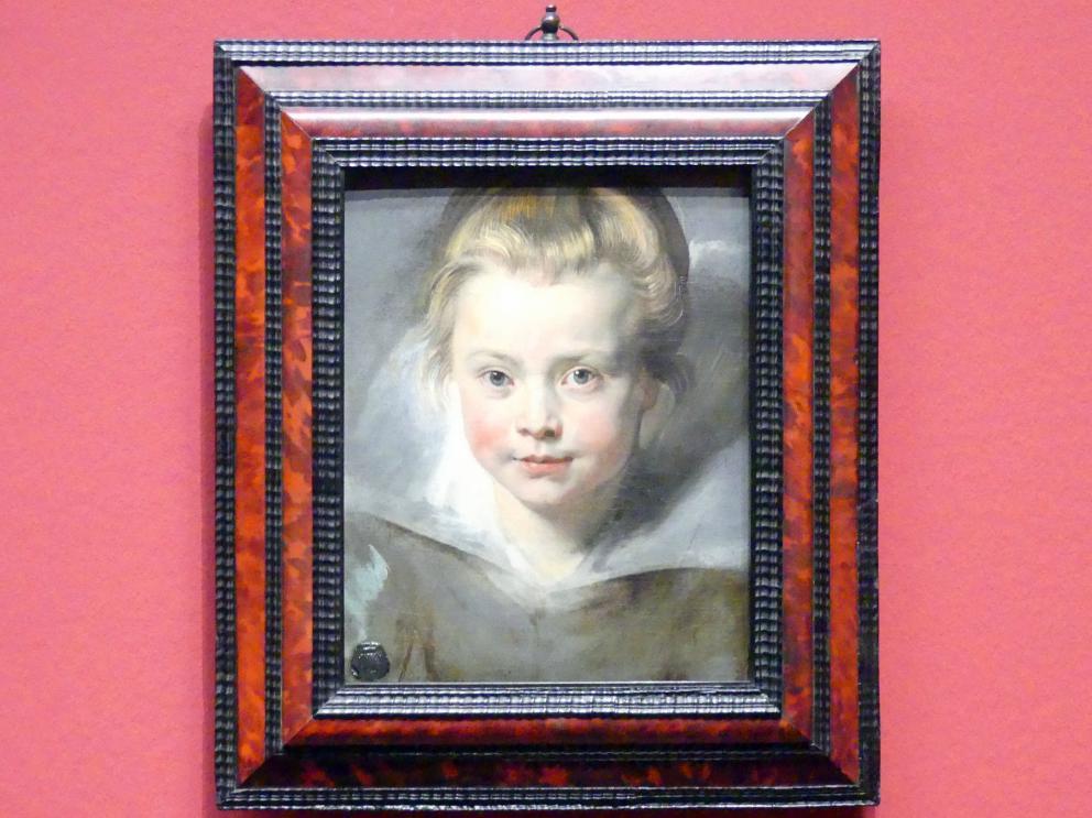 Peter Paul Rubens: Clara Serena Rubens, um 1616