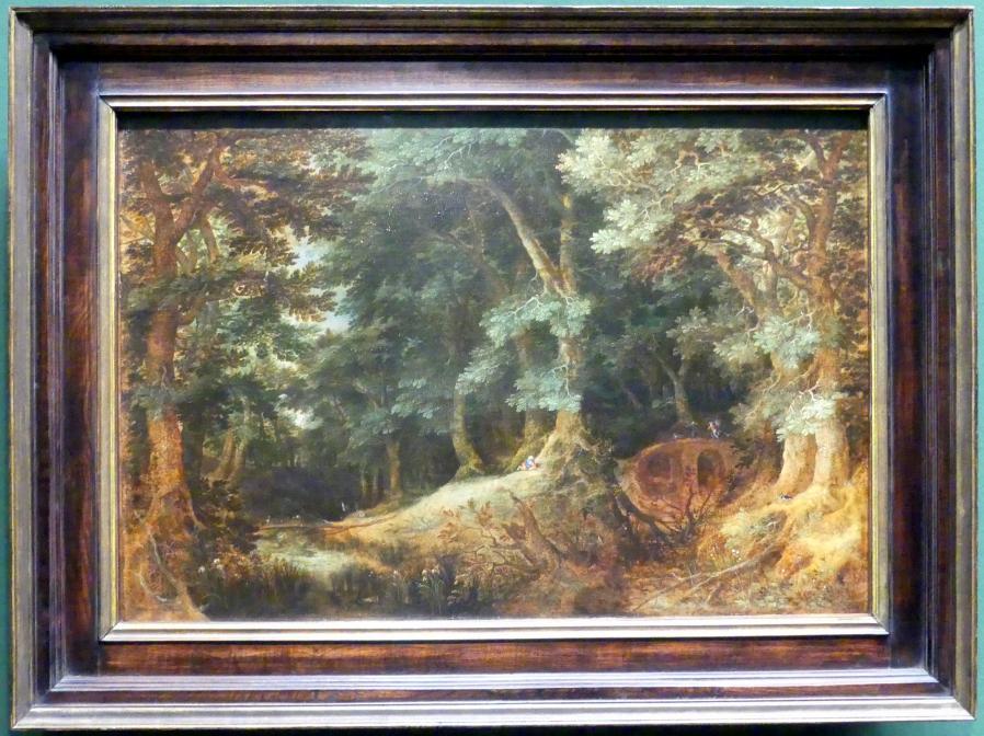 Gillis van Coninxloo: Waldlandschaft, 1598