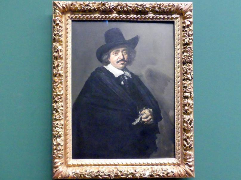 Frans Hals: Portrait eines Mannes, um 1650 - 1652, Bild 1/3