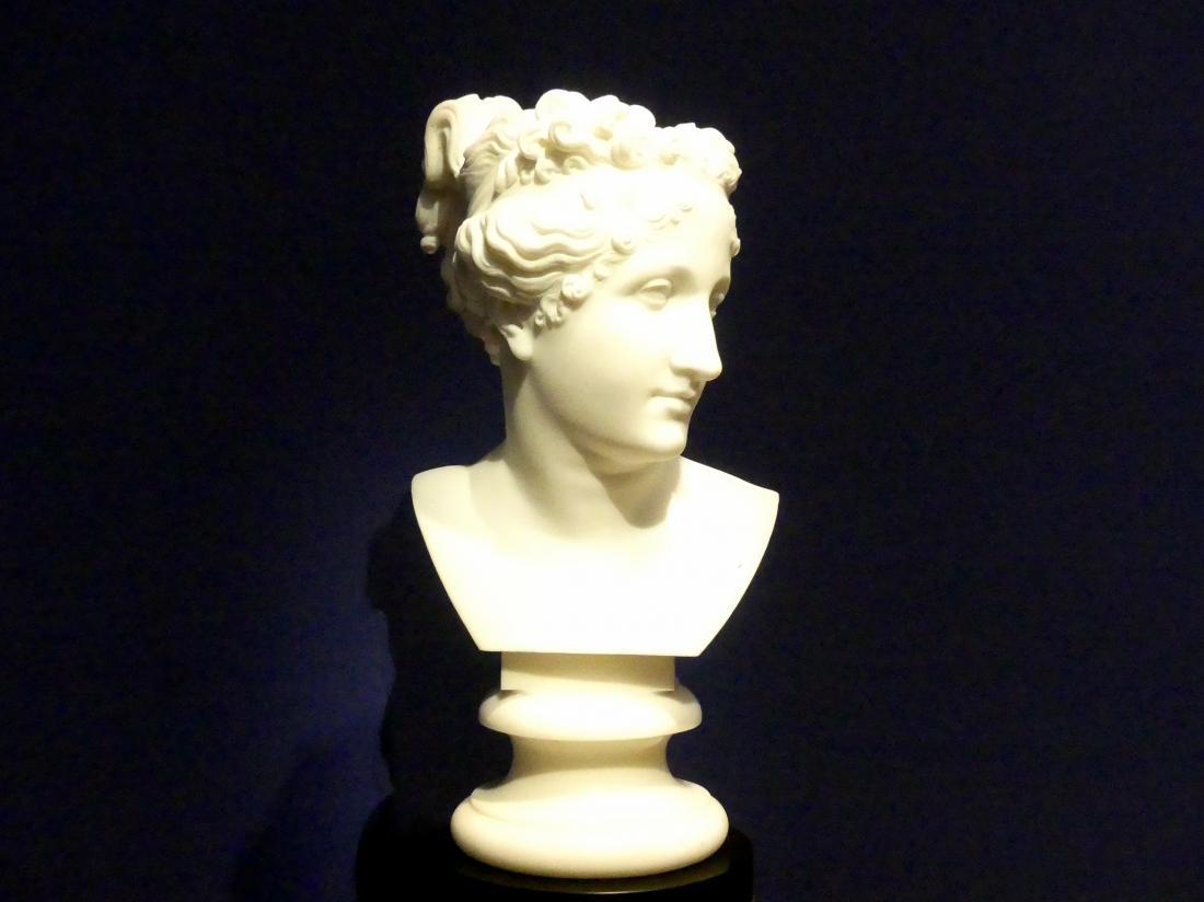 Antonio Canova: Büste der Prinzessin Paolina Borghese, Um 1804 - 1805