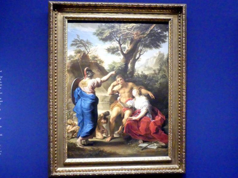 Pompeo Girolamo Batoni: Herkules am Scheideweg, 1748