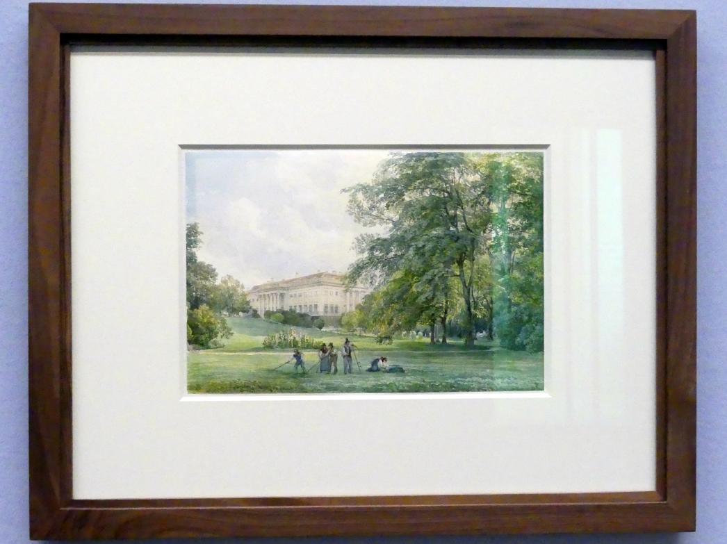 Joseph Höger: Das Palais Rasumofsky, Nach 1837