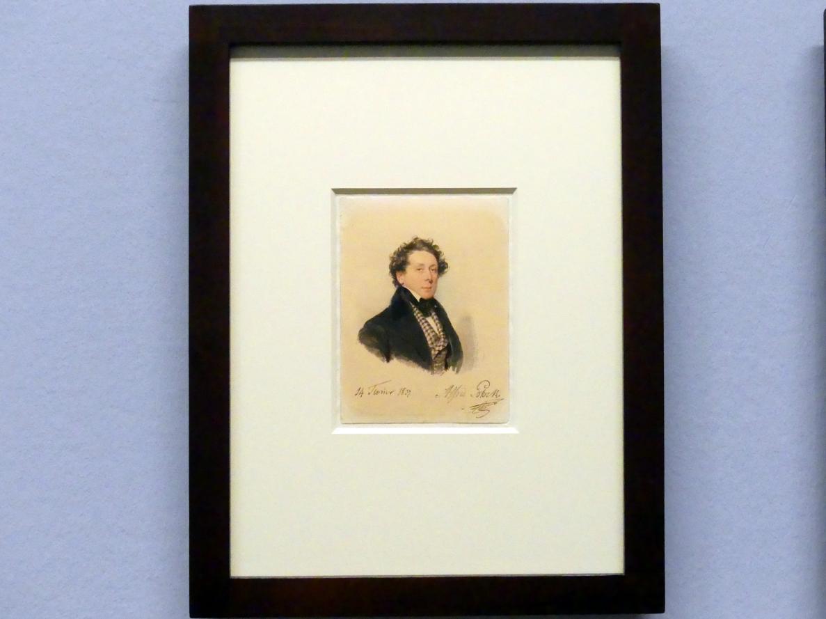 Moritz Michael Daffinger: Graf Alfred Potocki, 1837