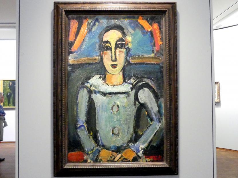 Georges Rouault: Pierrot, 1939