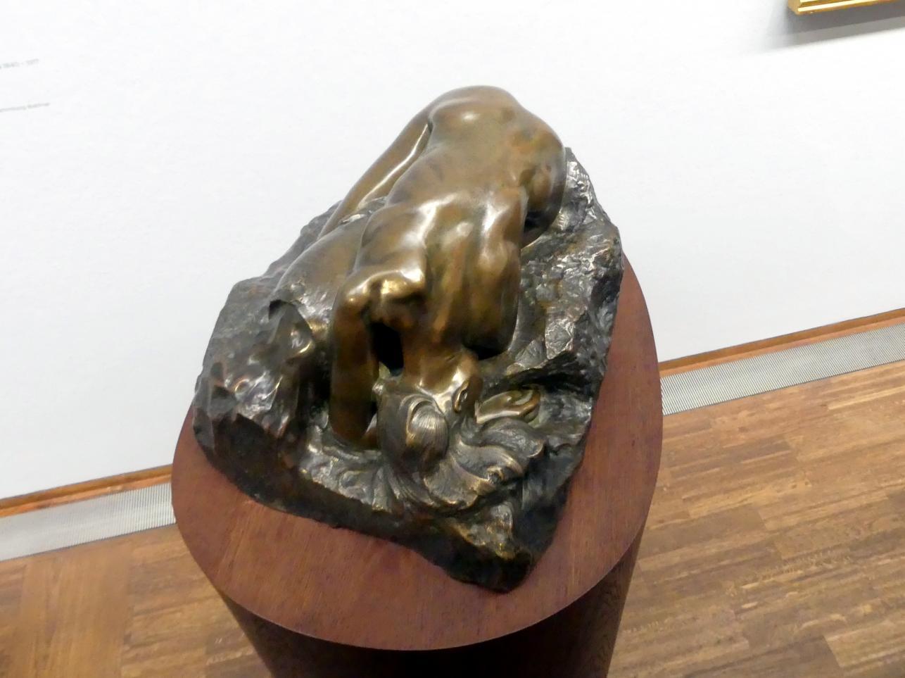 Auguste Rodin: Danaide, 1895 - 1900