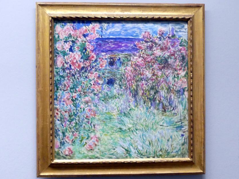 Claude Monet: Das Haus in den Rosen, 1925