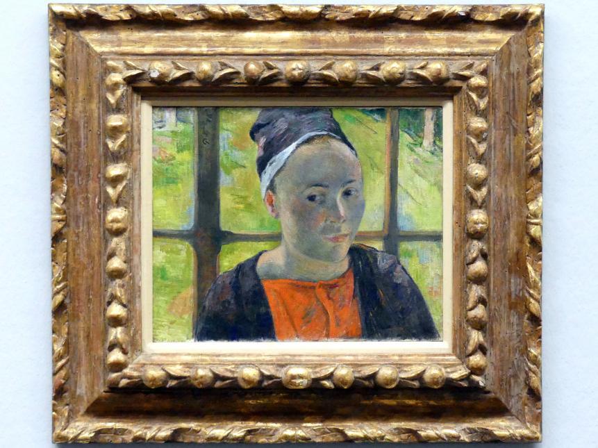 Paul Gauguin: Bretonin, 1888