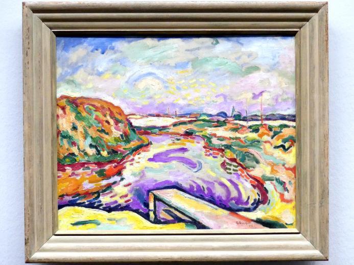 Georges Braque: Die Bucht von Antwerpen, 1906