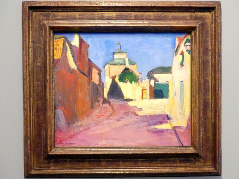 Henri Matisse: Straße in Arceuil, 1903 - 1904
