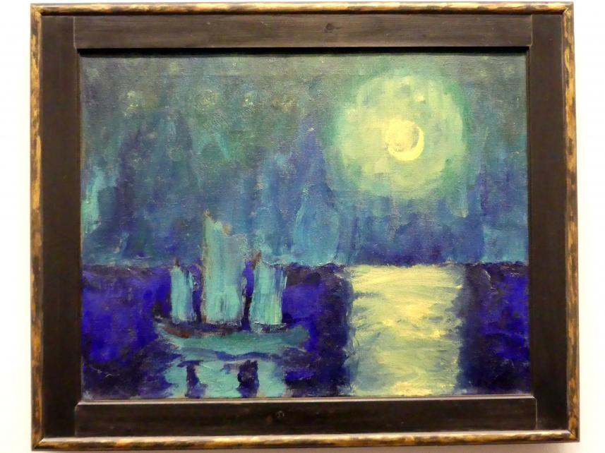 Emil Nolde: Mondnacht, 1914