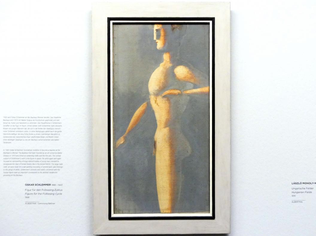 Oskar Schlemmer: Figur für den Folkwang-Zyklus, 1928