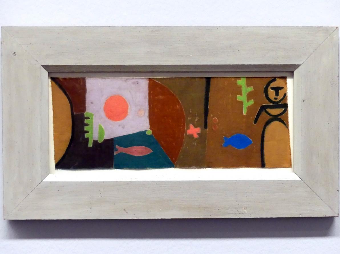Paul Klee: Das Märchen von den beiden Fischen, 1937