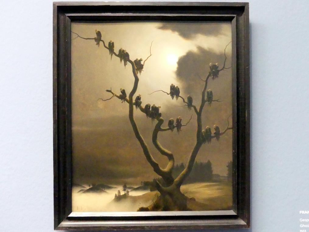 Franz Sedlacek: Gespenster auf dem Baum, 1933