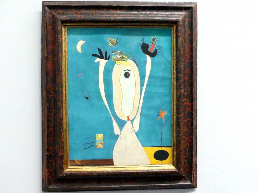 Joan Miró: Verwandlung, 1936