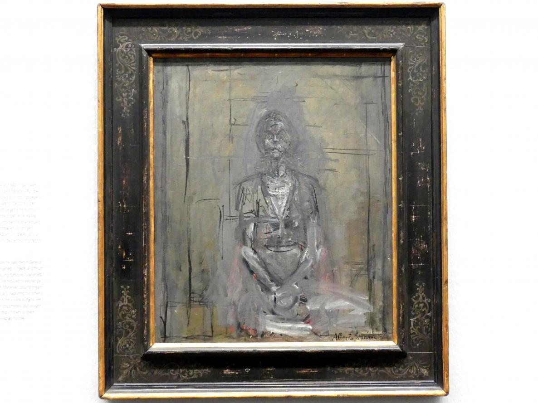 Alberto Giacometti: Bildnis von Annette, 1958
