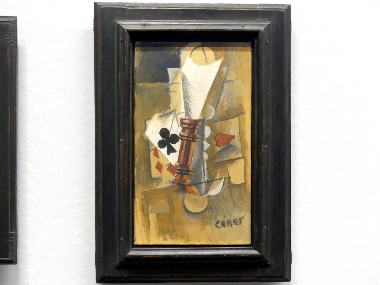 Pablo Picasso: Die Spielkarten, 1912