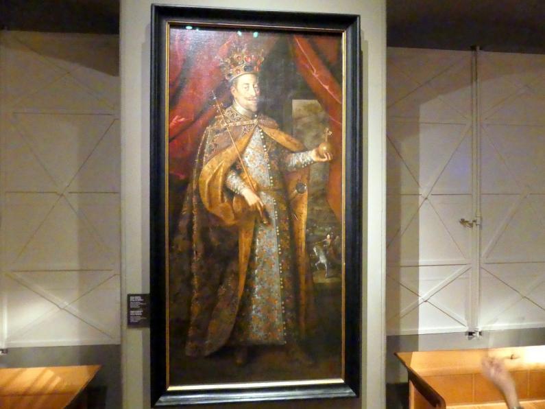 Hans von Aachen: Kaiser Matthias (1557-1619) als König von Böhmen, 1613 - 1614