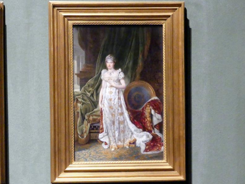 Jean-Baptiste Isabey: Marie Louise, Kaiserin der Franzosen, 1810