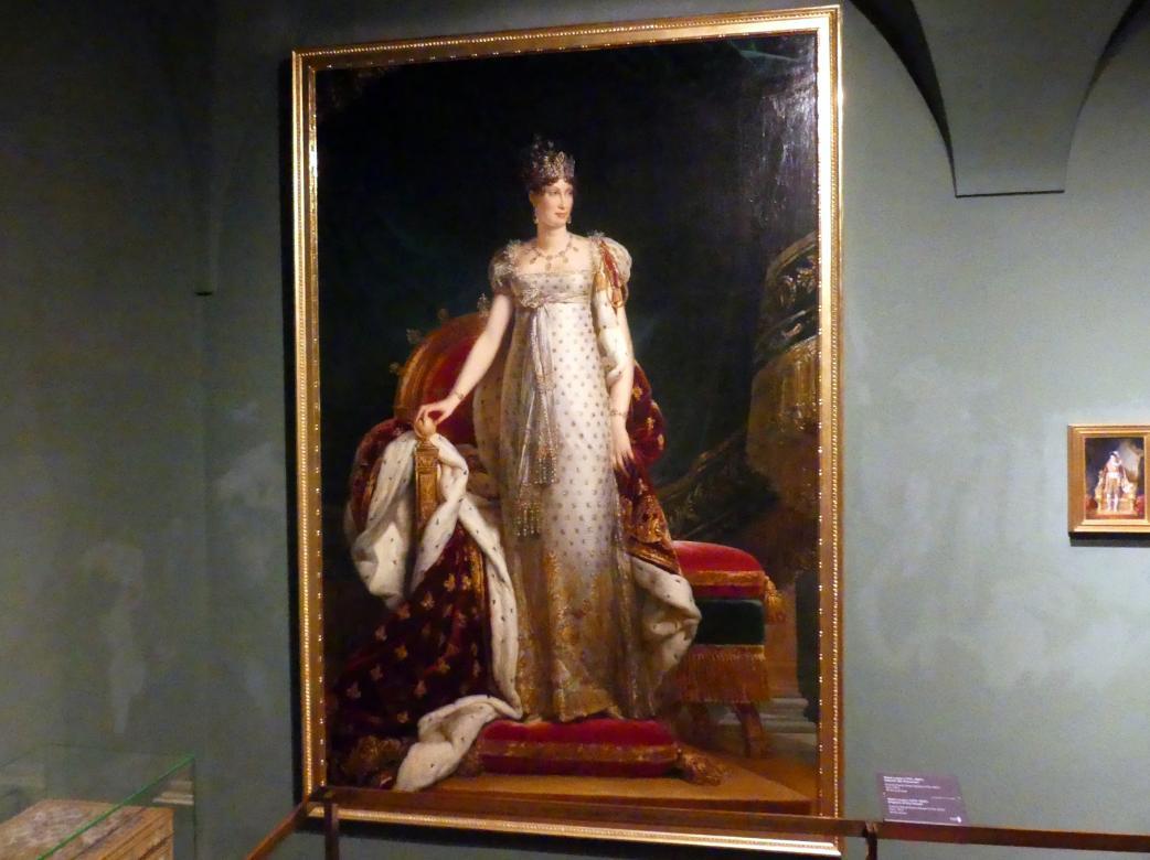 François Gérard: Marie Louise (1791-1847), Kaiserin der Franzosen, 1812