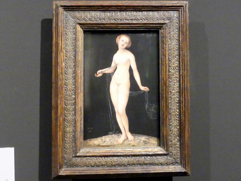 Lucas Cranach der Ältere: Lucretia, 1532