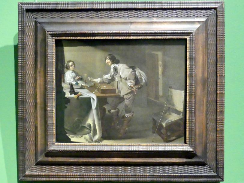 Jacob Duck: Die Eingeschlummerte, Um 1645