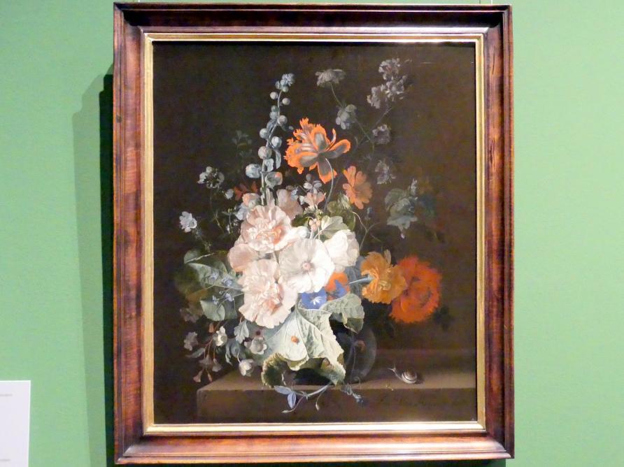 Jan van Huysum: Blumenstück, vor 1725