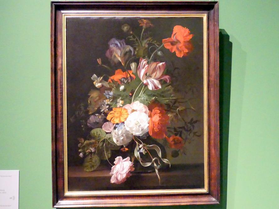 Rachel Ruysch: Blumenstück, um 1700