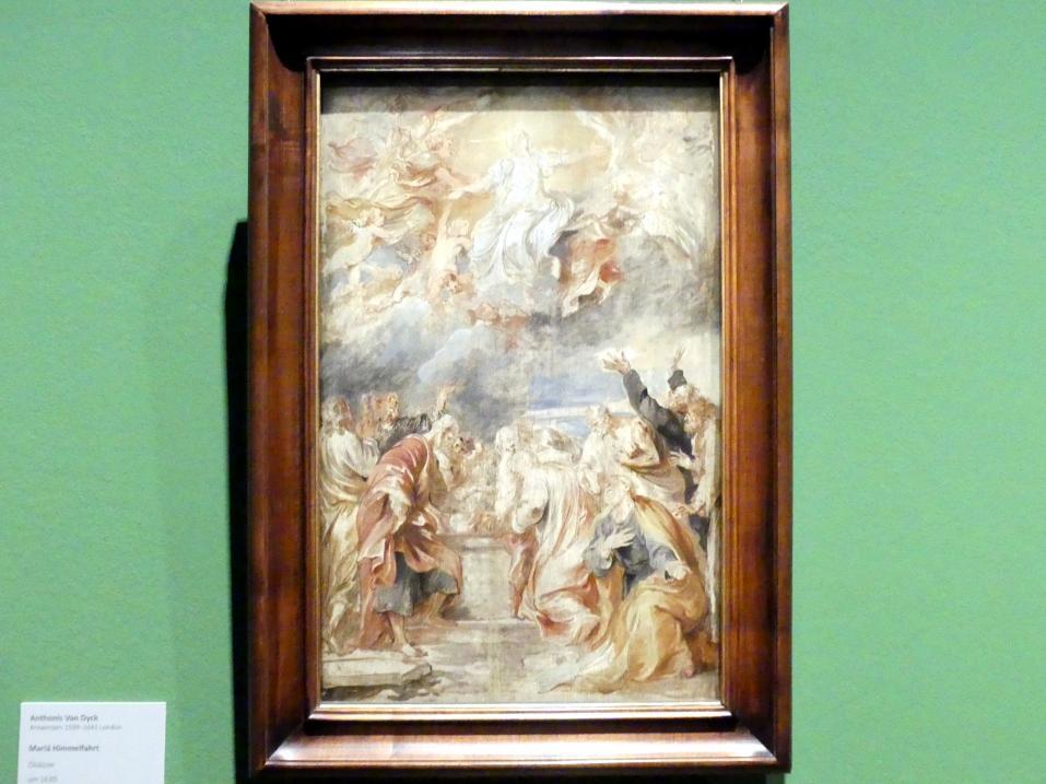 Anthonis (Anton) van Dyck: Mariä Himmelfahrt, um 1630