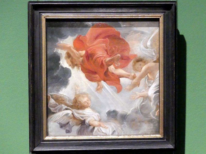 Peter Paul Rubens: Entwurfsskizzen für die Jesuitenkirche in Antwerpen, 1620