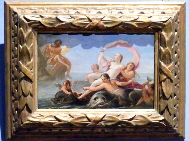 Filippo Lauri: Endymion und Selene, um 1650