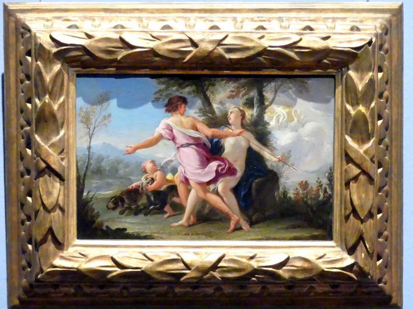 Filippo Lauri: Venus und Adonis, um 1650